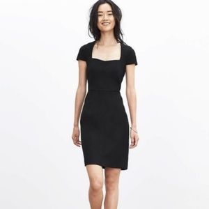 NWT Banana Republic Sloan Sheath Career Dress Sz 4